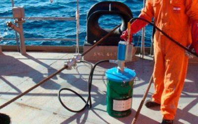 Lubrificação cabos de aço