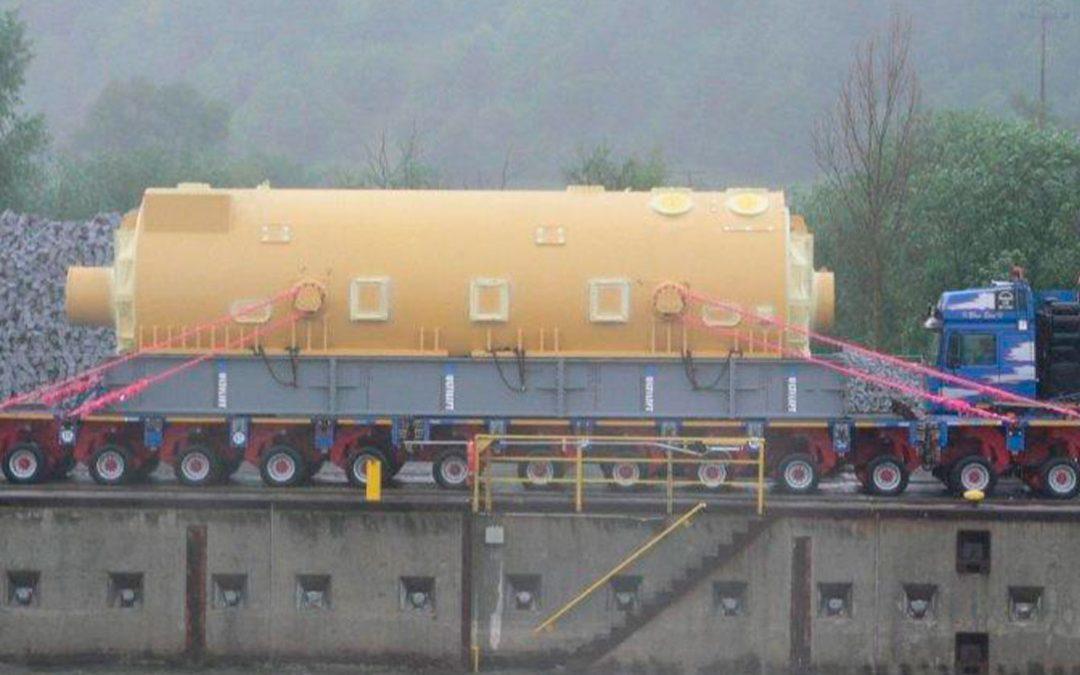 Plano de movimentação de carga
